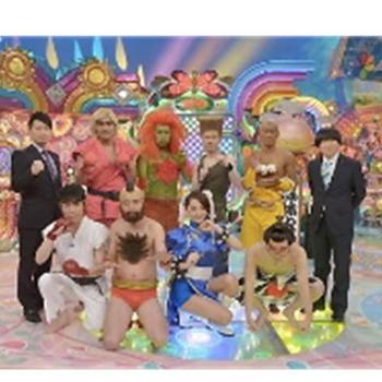 """スト2芸人""""がコスプレで集合 セクシー春麗&波動拳も.JPG"""